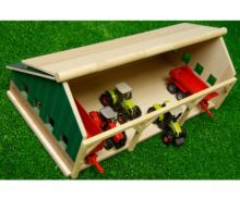 Almacén para miniaturas escala 1:87 Kids Globe Farming 60491 - Ítem2