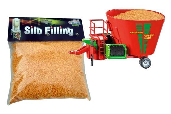 Granulado color maíz