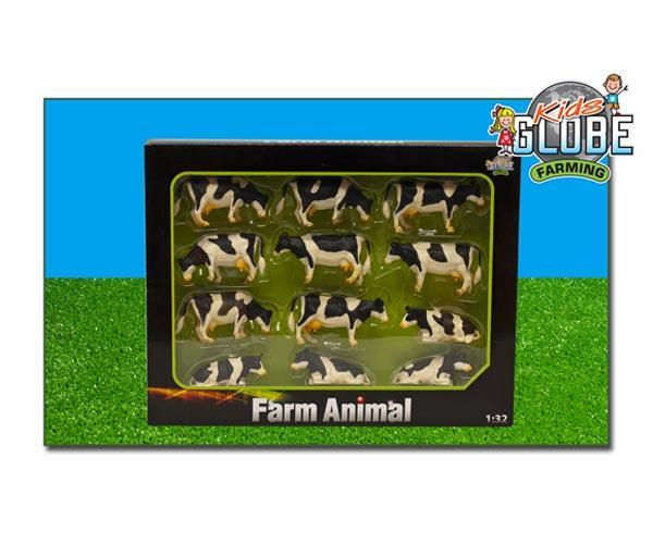 Pack de 12 vacas