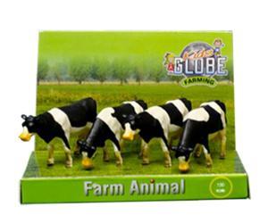 Pack de 4 vacas
