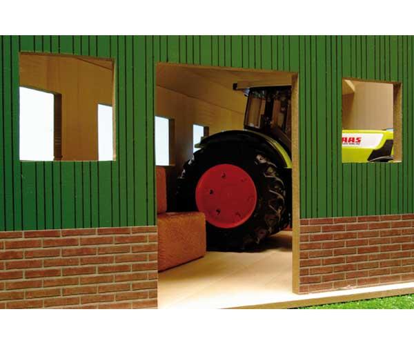 Almacén esquina para tractores de juguete escala 1:16 - Ítem3