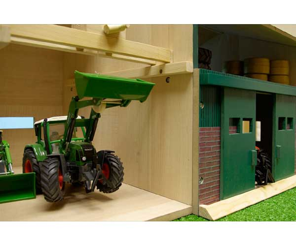 Taller y garaje para miniaturas escala 1:32 - Ítem3