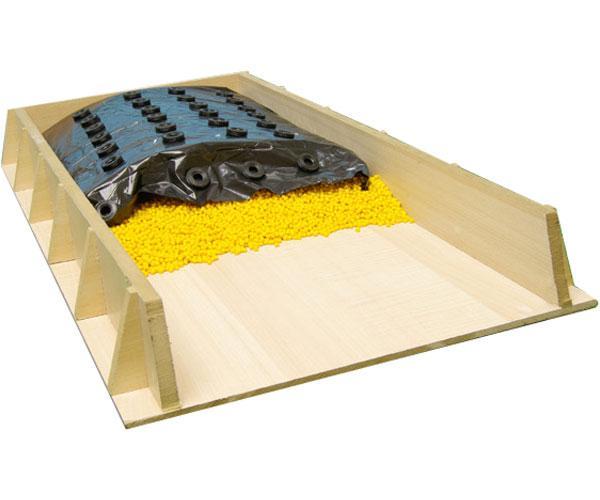 Silo horizontal de juguete para miniaturas escala 1:16 - Ítem3