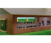 Granja de vacas con sala de ordeño - Ítem3
