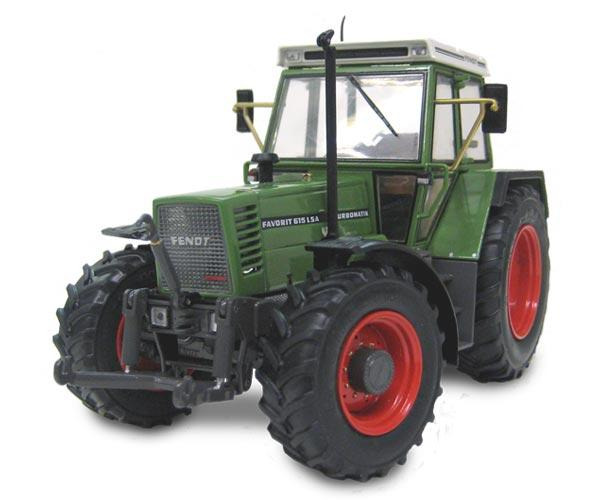 replica tractor fendt favorit 615 lsa - Ítem1