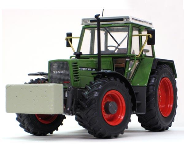 replica tractor fendt favorit 615 lsa - Ítem8
