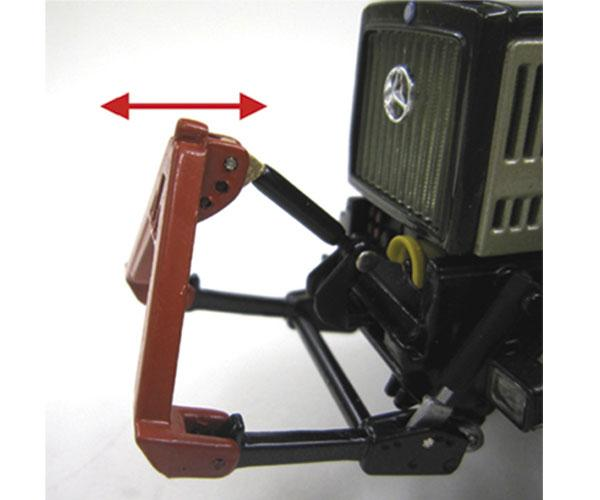Replica tractor MB-trac 1100 - Ítem2