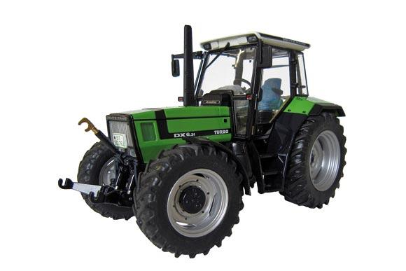 Replica tractor DEUTZ-FAHR AgroStar 6.31 Turbo