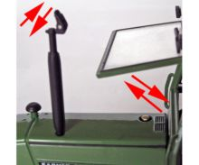 Replica tractor FENDT Farmer 306 LS - Ítem3
