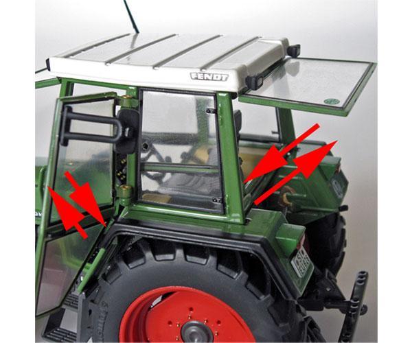 Replica tractor FENDT Farmer 309 LSA - Ítem4