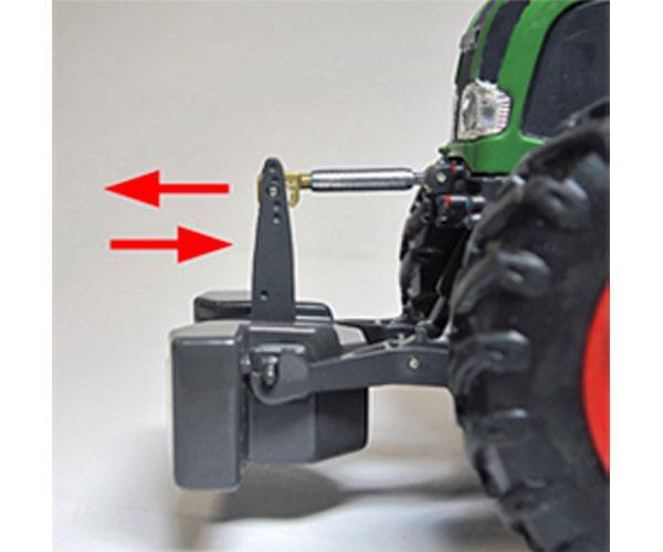Replica tractor FENDT Favorit 926 Vario (2 Gen.) - Ítem3