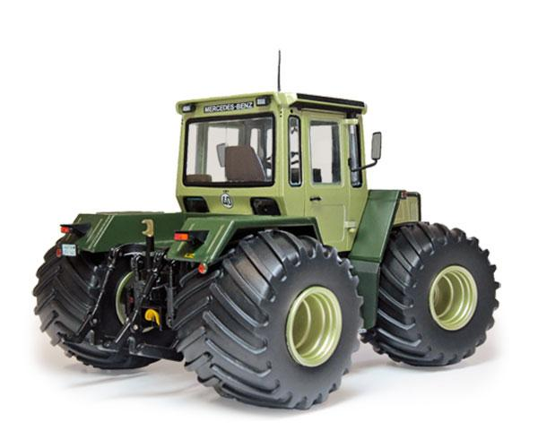 Replica tractor MERCEDES BENZ MB 1400turbo (W443) Weise 1037 - Ítem1
