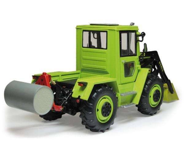 Réplica tractor MERCEDES BENZ MB-trac 900 con pala (W440) Weise Toys 1038 - Ítem1