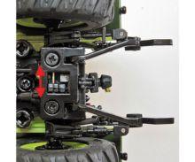 Réplica tractor MERCEDES BENZ MB-trac 900 con pala (W440) Weise Toys 1038 - Ítem5