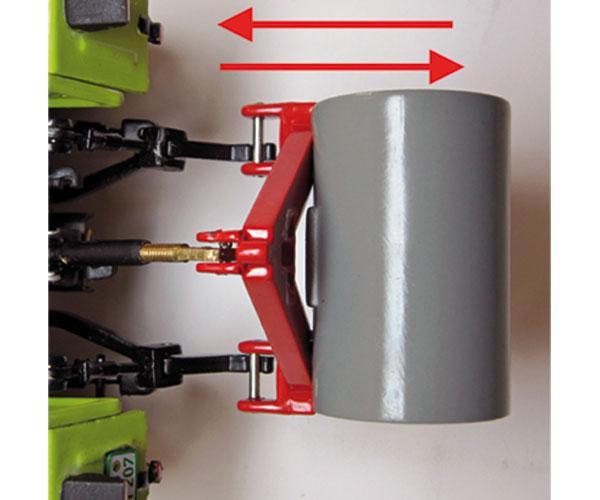 Réplica tractor MERCEDES BENZ MB-trac 900 con pala (W440) Weise Toys 1038 - Ítem6