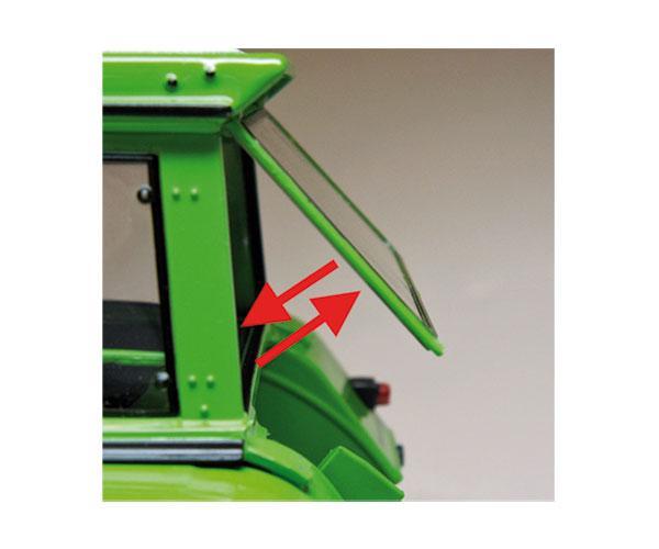 Réplica tractor DEUTZ D80 06 Weise Toys 1039 - Ítem4
