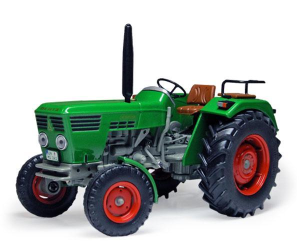 Réplica tractor DEUTZ D40 06 Weise Toys 1040