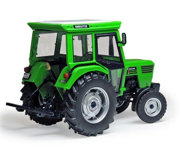 Réplica tractor DEUTZ D52 06 Weise Toys 1041 - Ítem1