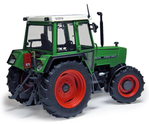 WEISE TOYS 1:32 Tractor FENDT Farmer 308 LSA - Ítem1
