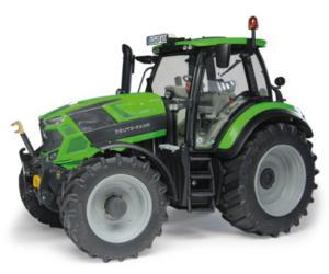 WEISE TOYS 1:32 Tractor DEUTZ-FARH 6185 TTV Agrotron