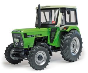 WEISE TOYS 1:32 Tractor DEUTZ-FAHR D 52 07 A