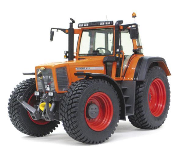 Réplica tractor FENDT FAVORIT 822
