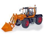Replica tractor servicios FENDT Xylon 524 con pala
