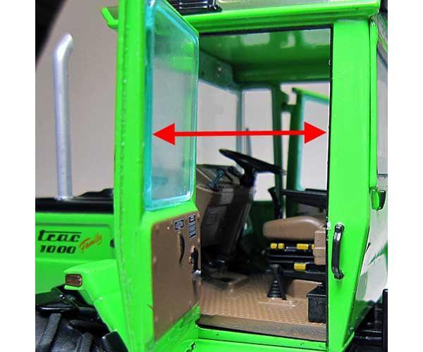 Replica tractor MERCEDES BENZ MB TRAC 100 Family - Ítem4