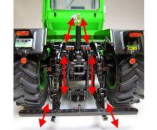 Replica tractor MERCEDES BENZ MB TRAC 100 Family - Ítem5