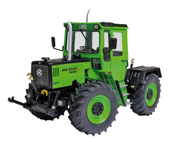 Replica tractor MERCEDES BENZ MB TRAC 100 Family
