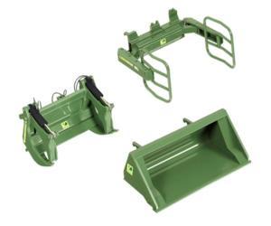 Set BRESSEL und LADE color verde Fendt