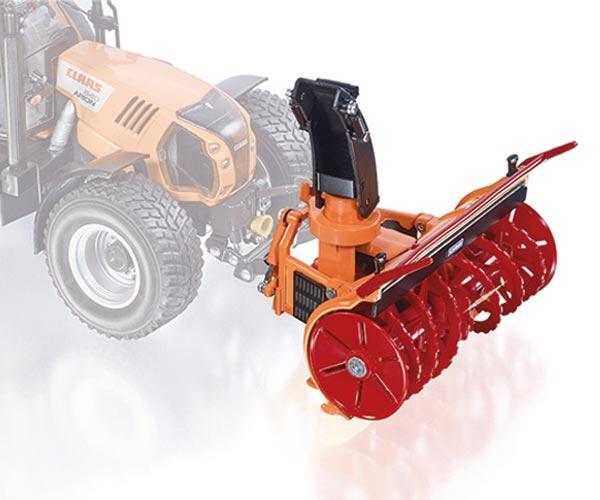 Replica cortadora-sopladora de nieve SCHMIDT FS 105-265 - Ítem2