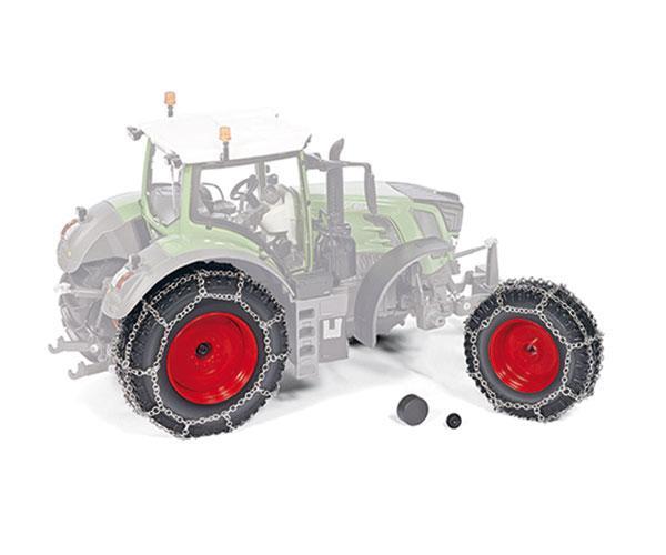 Cadenas para ruedas tractor Fendt 828 (WI7345) Wiking 77391 - Ítem1