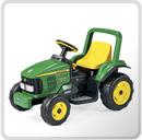 Tractores de batería