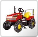 Tractores de pedales