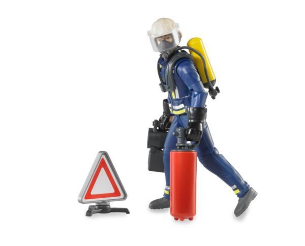 Pack bombero con escalera, extintor y señal - Ítem4