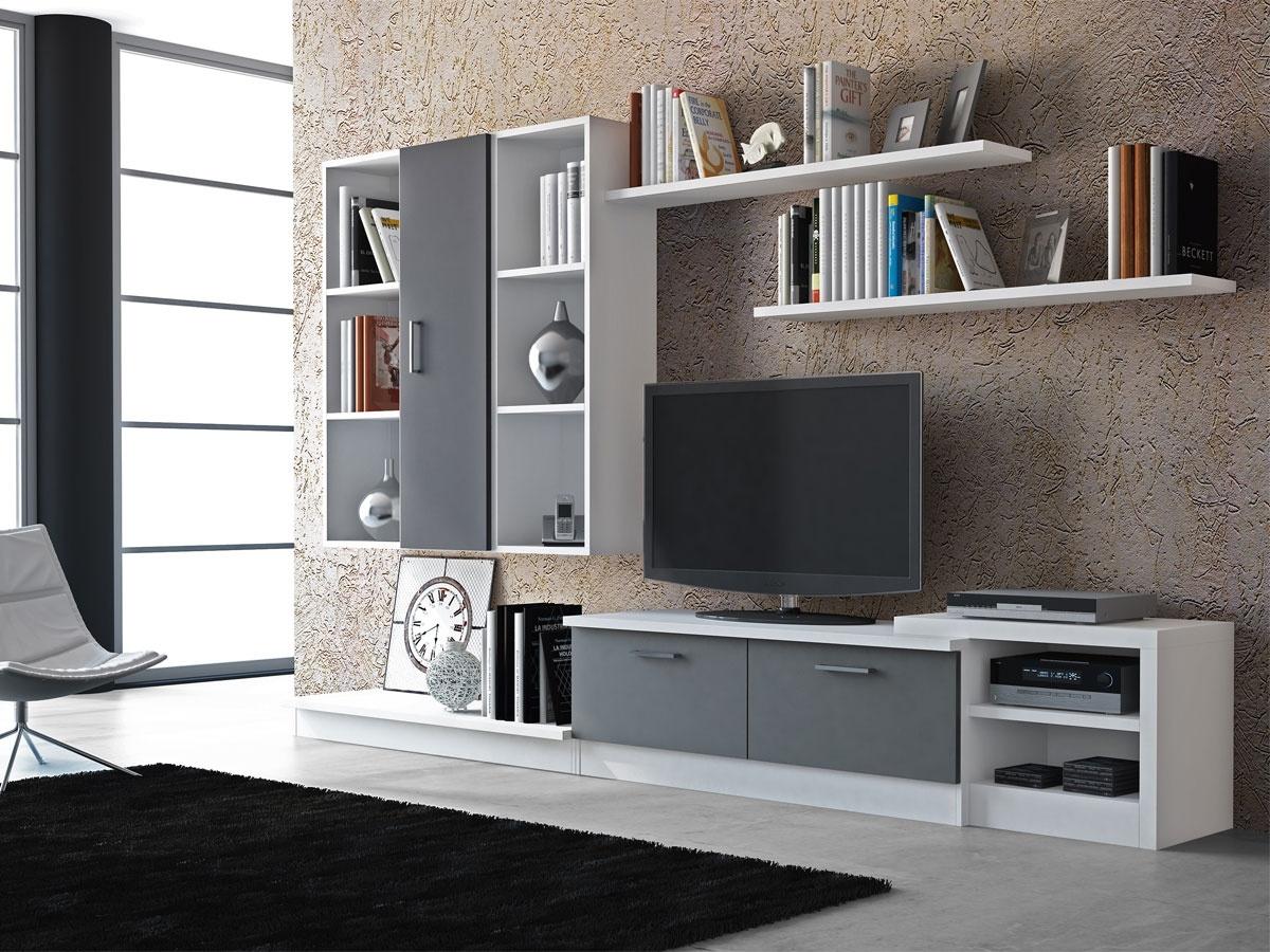 Muebles Para Salones Modernos Comedor Moderno Villalba Fotos  # Muebles Marrones