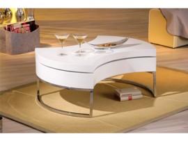 Mesa para centro de tapa giratoria
