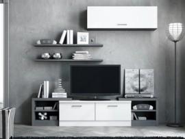 Mesa de salón baja para televisión