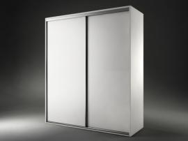 Armario de dormitorio en puertas correderas