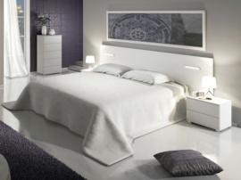 Dormitorio Sara Basic leds