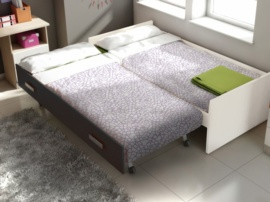 Cama nido basic for Camas nido para adultos