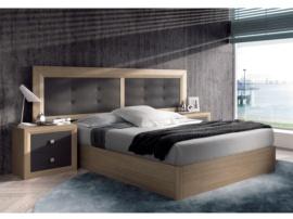 Mueble dormitorio con diseño funcional