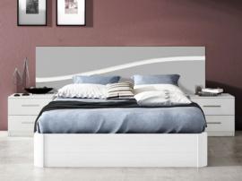 Mueble dormitorio moderno y elegante