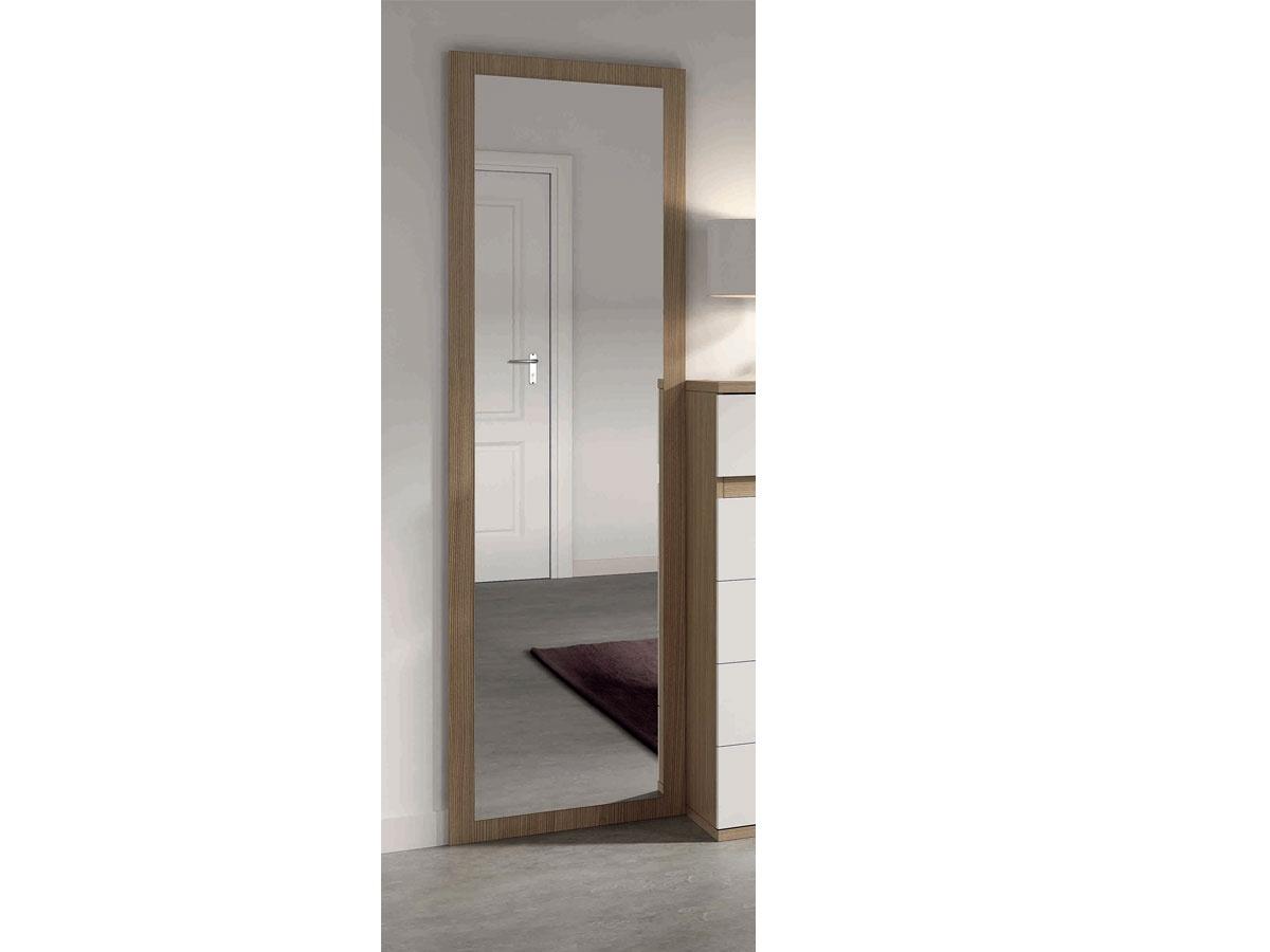 Espejo de pie entero vestidor para el dormitorio for Espejo pared habitacion