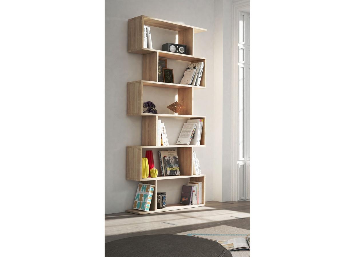 Estanter a de sal n comedor mueble de comedor decoraci n - Muebles estanterias modulares ...