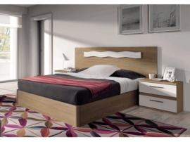 Dormitorio para matrimonio Ondas