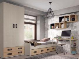 Dormitorio juvenil Evo