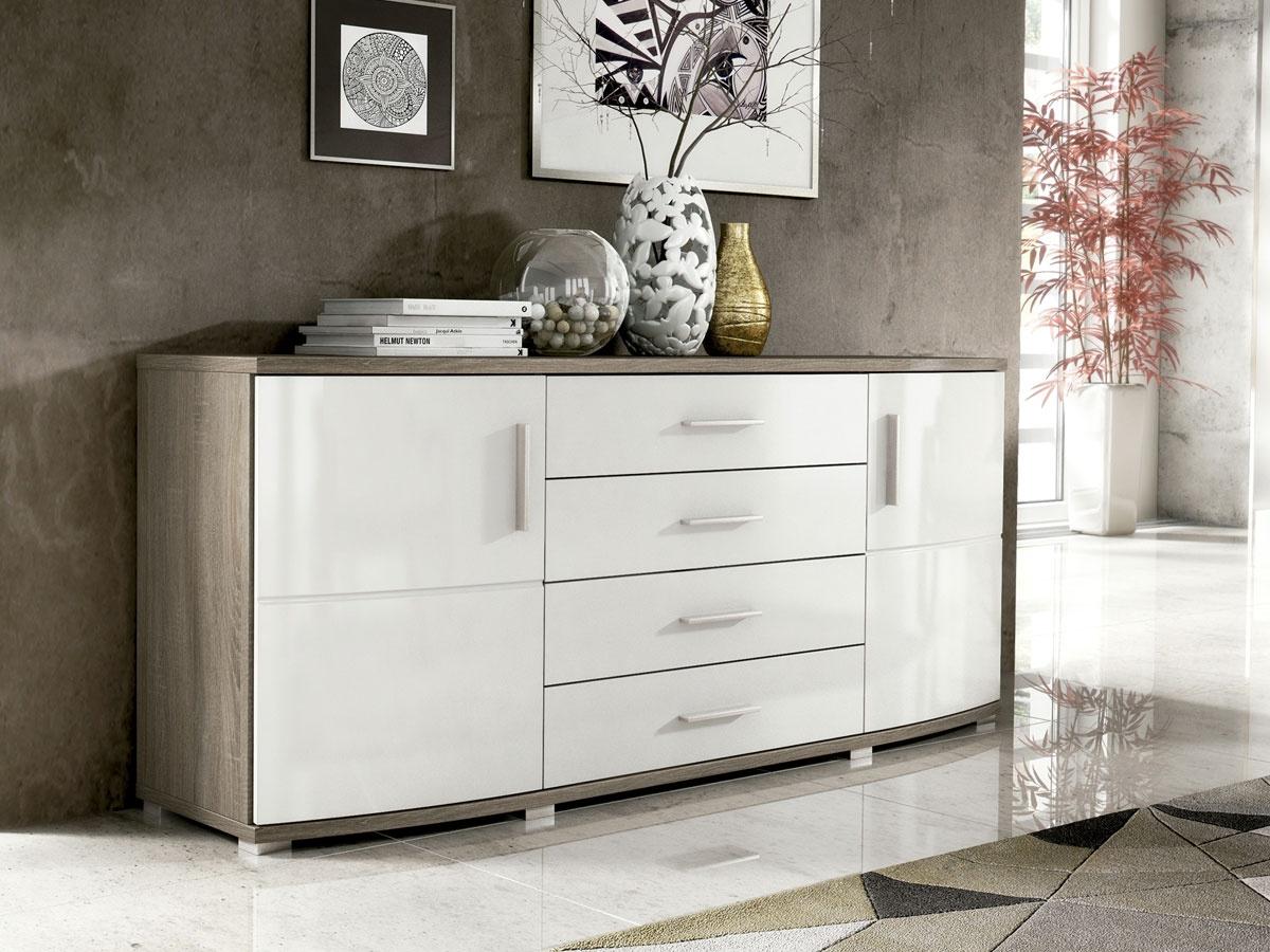 Adesivo De Moveis De Madeira ~ Mueble Aparador Blanco Diseños Arquitectónicos Mimasku com