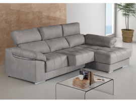 Sofá chaisselongue de gran sentada